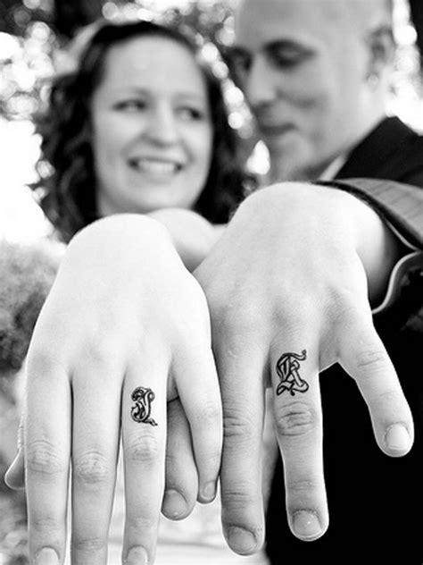 150 best wedding ring tattoos designs october 2019