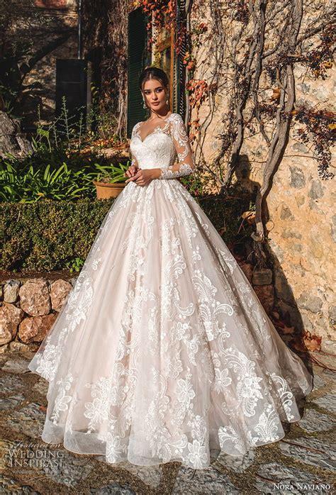 nora naviano  wedding dresses voyage bridal