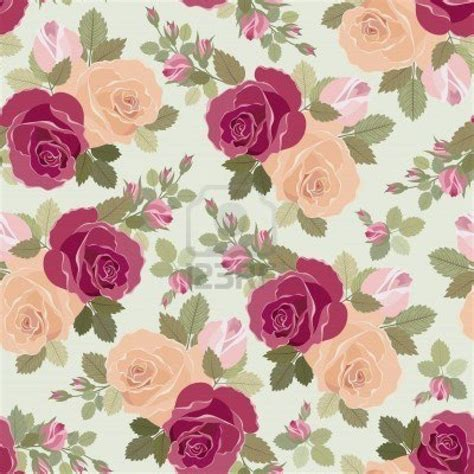 Vintage Flower Backgrounds