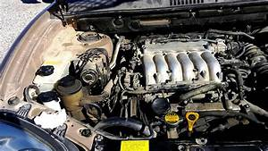 2004 Hyundai Santa Fe Engine Problem Knock