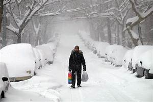 East Coast Blizzard Makes Top 5 Worst Northeast Snowstorms