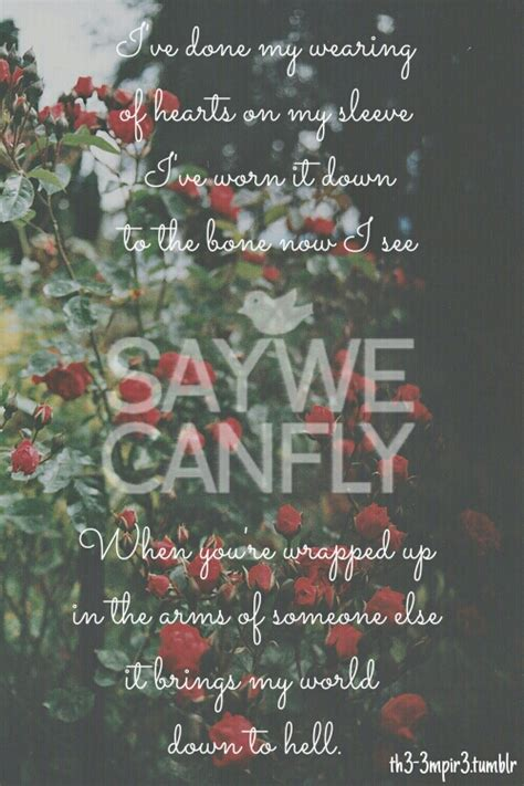 Saywecanfly Quotes Intoxicated I Love You
