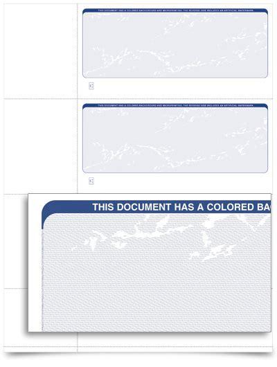 versa business check paper form 3000 us blank check paper versacheck