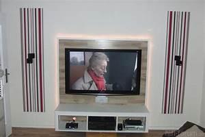 Fernseher An Der Wand : klappbare tv wand klappbare plasma plasmadisplay tv tvwand hifi bildergalerie ~ Frokenaadalensverden.com Haus und Dekorationen