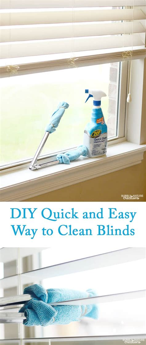 Diy Blind Cleaning Tool (quick And Easy Way To Clean