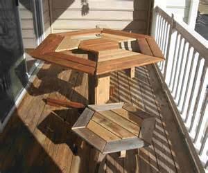 Wooden Outdoor Bar Stools by Palettes En Bois Id 233 Es De Bricolage De Meubles