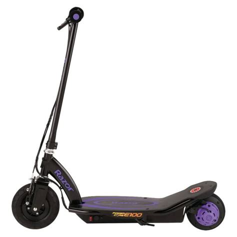 elektro scooter 50 km h razor power e100 purple 18 km h elektro scooter