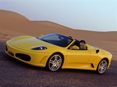 ferrari yellow international fast cars ferrari spider yellow