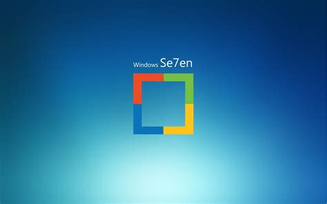 windows 7 logo 8 wallpaper allwallpaper in 13032 pc en