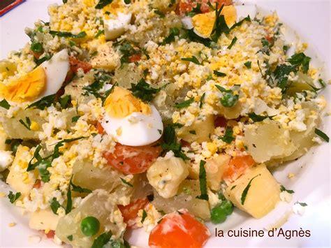 la cuisine d amandine salade 224 la polonaise la cuisine d agn 232 sla cuisine d agn 232 s