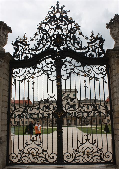 Garden Gates On Pinterest  Wrought Iron Gates, Wrought