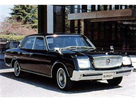 toyota century  informations articles