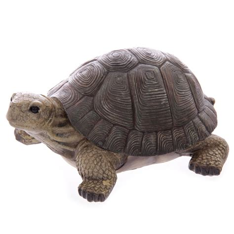 turtle tortoise garden ornament home patio outdoor decoration animal statue new ebay