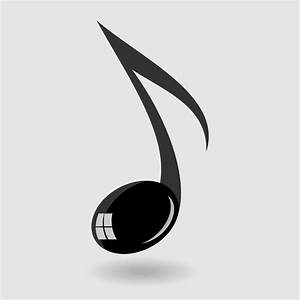Vector for free use: Music note