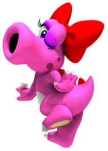 Pink Character From Mario