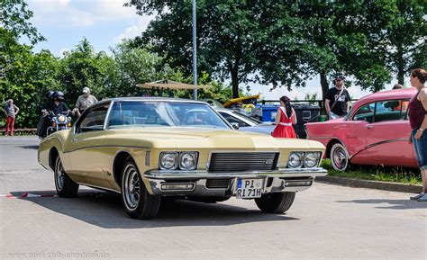 Buick Riviera Club by Buick Riviera Opel Club Elmshorn