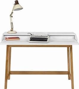 Design Schreibtisch Weiß : woodman designer schreibtisch st james kaufen otto ~ Heinz-duthel.com Haus und Dekorationen