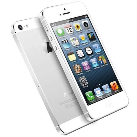 Apple Iphone 5s 32gb Refurbished Unlocked Phone For At&t