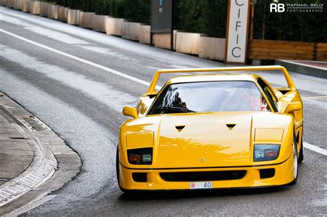Yellow F40 by F40 I D Get It In Yellow Power Style
