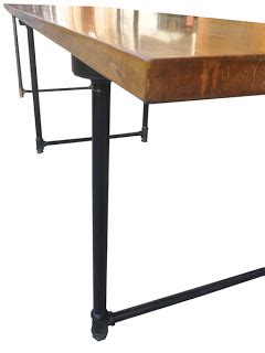 butcher block by the foot scout chicago beautiful ten foot butcher block table