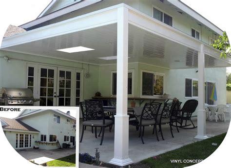 vinyl patio covers advantages of vinyl patio covers over aluminum http vinyl concepts com aluminum patio covers
