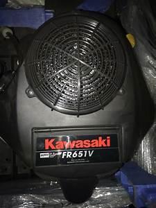 Kawasaki 23hp Fs691v