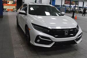 2020 New Honda Civic Hatchback Sport Touring Manual At