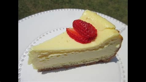 In a large mixing bowl, beat together the cream cheese and sugar until smooth and light. Philadelphia CLASSIC CHEESECAKE - Learn how to make BASIC CHEESECAKE Recipe - #b... - #ba… in ...