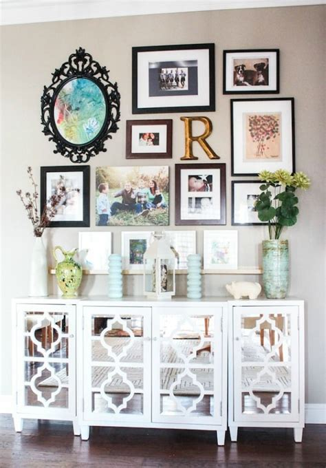 Best wall design ideas for hall in india: Create a Gallery Wall - Ideas for Picture Frame Displays | Home decor, Decor, Room decor