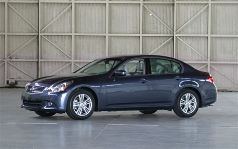 2011 Infiniti G25 Review And Rating