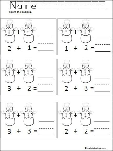 vpk math on worksheets math centers and math