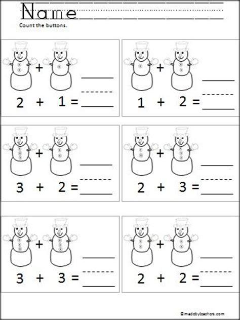 37 best winter math images on pinterest preschool math