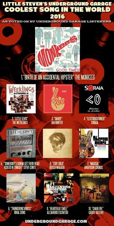 Steven Underground Garage by Four Jersey Acts In Steven S Underground Garage S