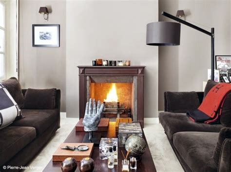 Decoration Salon Maison 17 Best Images About Cheminee On Luxury Furniture Parents And Tvs