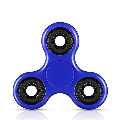 tri spinner fidgets fidget fidget spinner blue ebay