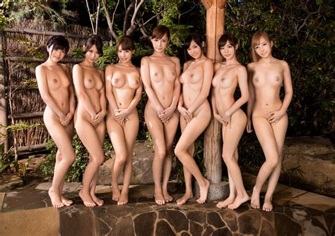 Group Of Nude Asians Pornguy