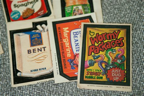 wacky packages series heygreenie brite industries pm posted