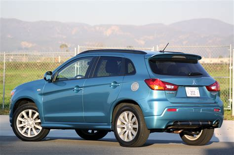 2011 Mitsubishi Outlander Sport Review by 2011 Mitsubishi Outlander Sport Se Awc Review Photo