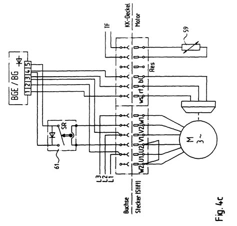 patent ep0582777b1 motor connection box in particular