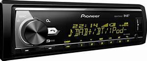 Dab Radio Kaufen Media Markt : pioneer mvh x580dab autoradio dab dab schwarz ~ Jslefanu.com Haus und Dekorationen