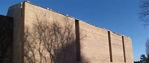 Mur En Pisé : construction d un mur en pis pour la cave du domaine de ~ Melissatoandfro.com Idées de Décoration