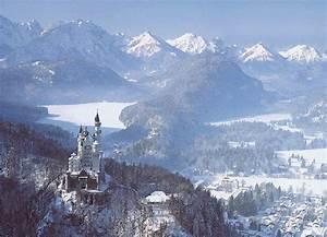 Neuschwanstein Castle, Germany ~ Holiday 4 U
