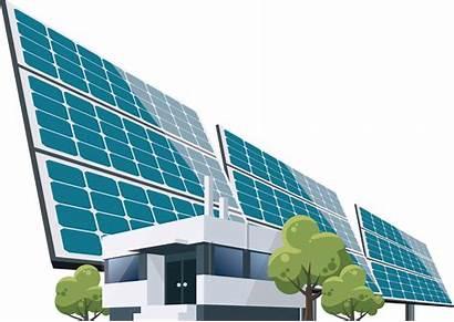 Solar Panel Clipart Power Transparent Electricity