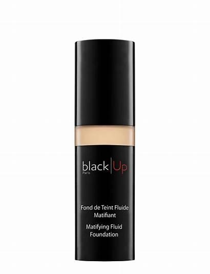 Foundation Fluid Matifying Blackup Blush Vegan