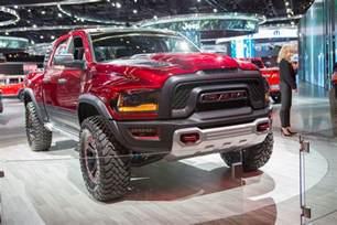 2017 Top Detroit Auto Show Trucks