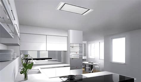 campana extractora de cocina de techo nitro frecan