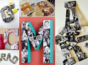 letter photo collage the whoot With photo collage letters online
