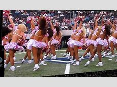 Cheerleaders CandyMan in Pink YouTube