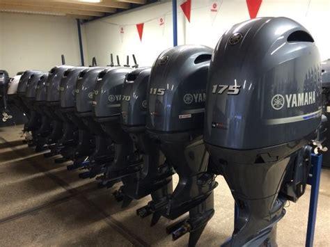 Tweedehands Buitenboordmotor Ureterp by Outboard Occasions Ook Uw Yamaha Dealer Ruime Voorraad