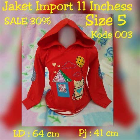 Harga Jaket Anak Merk Gap jual beli banting harga jaket anak import merk 11 inchess